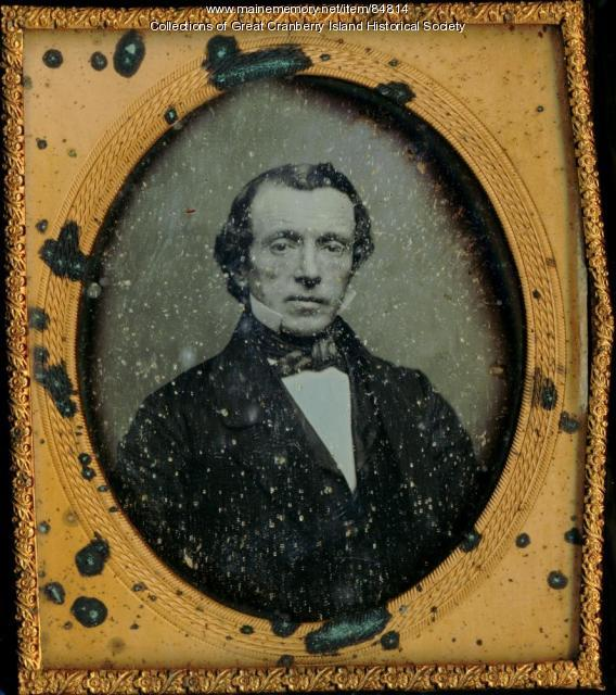 William Pitt Preble, ca. 1850