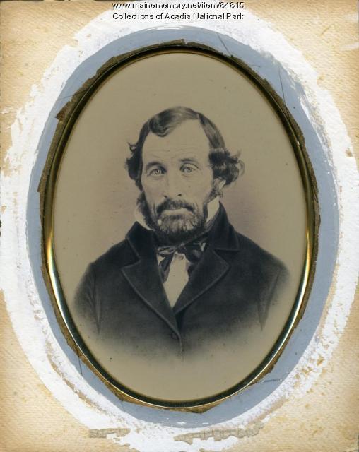 William Pitt Preble, Great Cranberry Island, ca. 1860