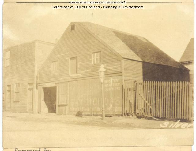 1-7 Silver Street, Portland, 1924