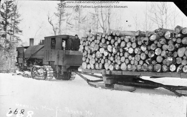Merrill Mill Lombard Loghauler