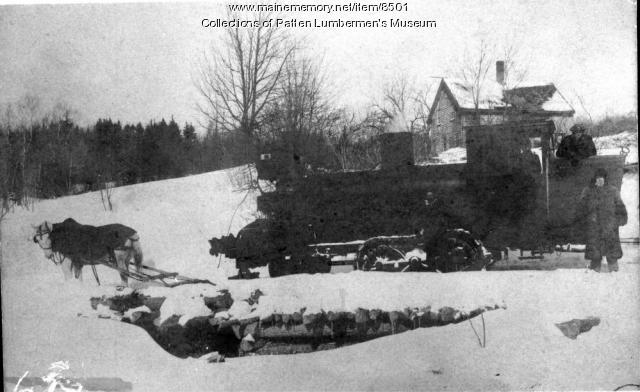Lombard Loghauler, Enfield, ca. 1900