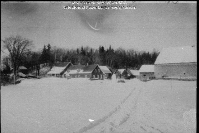 Trout Brook Farm, Piscataquis County, 1915