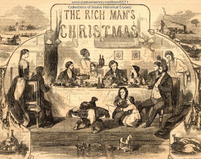 Rich Man's Christmas