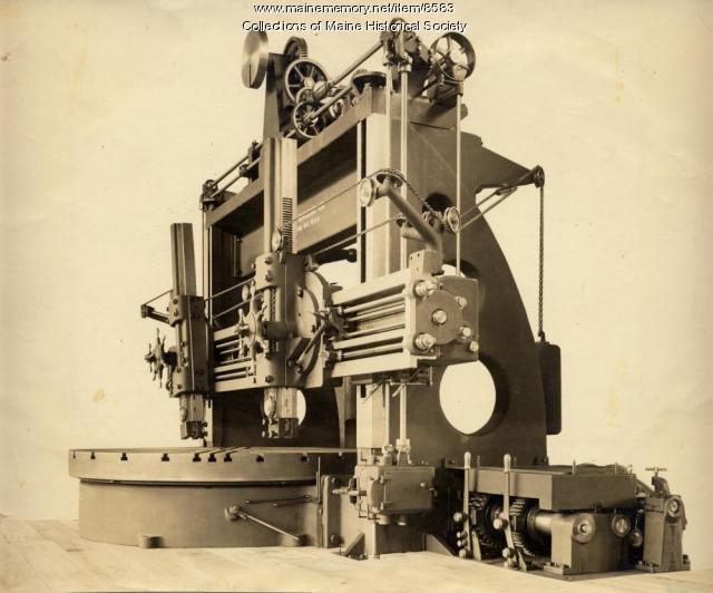 Milling machine, Portland Company