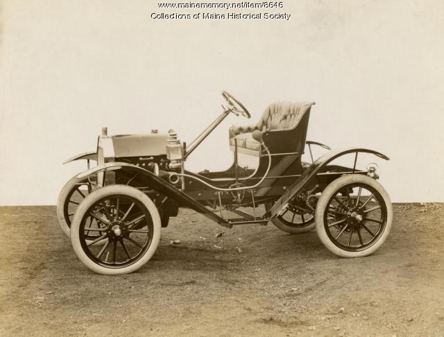Brush runabout, ca. 1910