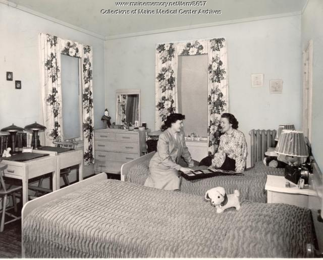 Vaughan Hall Nurses Home, Portland, 1940
