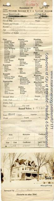 513-515 Woodford Street, Portland, 1924