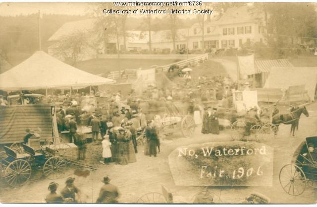 North Waterford World's Fair, 1906