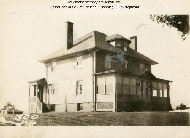 588-596 Westbrook Street, Portland, 1924