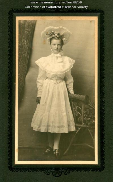 Virginia Starbird, Waterford, ca. 1920