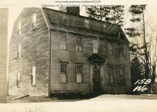 362-372 Westbrook Street, Portland, 1924
