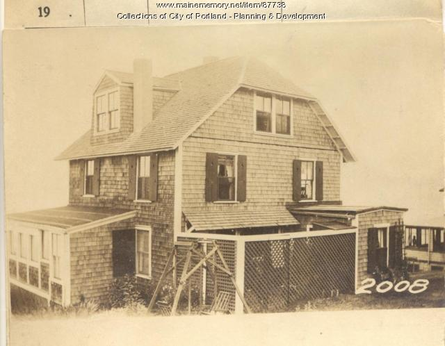 Kinton property, West Point, Long Island, Portland, 1924