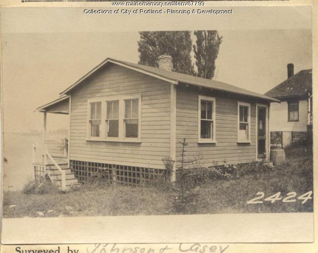Mitchell Residence, Long Island, Portland, 1924