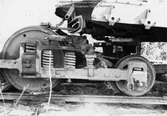 Maximum Traction truck