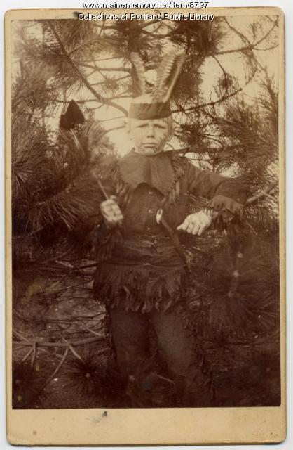 Percival P. Baxter, 1886