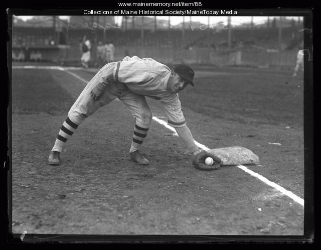 Portland Eskimos player, ca. 1926