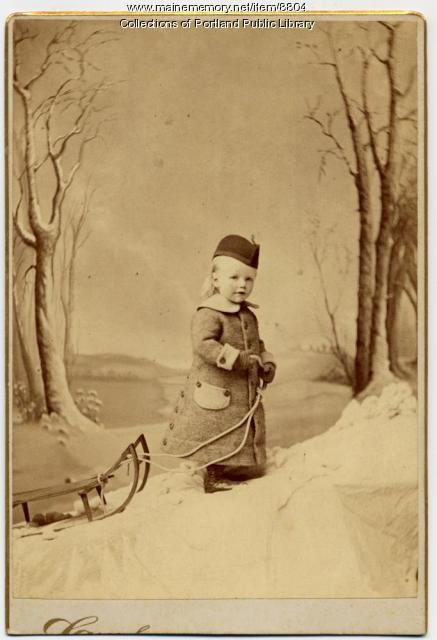 Percival Baxter, 1879