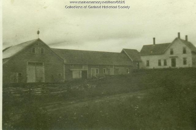 French house, Garland, ca. 1920