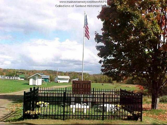 Veterans Memorial Plaque, Garland, 2002