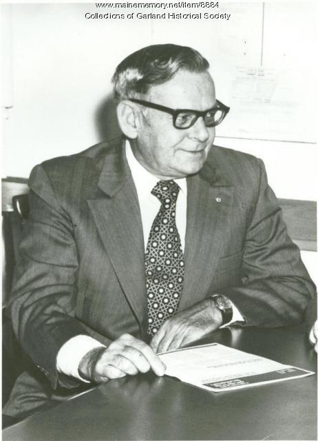 Franklin Titcomb, Garland, ca. 1940