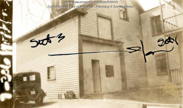 356 Woodford Street, Portland, 1924
