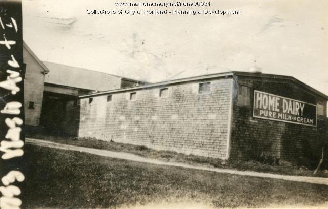 1747-1753 Washington Avenue, Portland, 1924