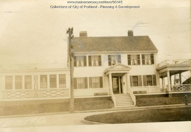 36-44 Water Street, Portland, 1924