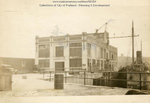 7 Water Street, Portland, 1924
