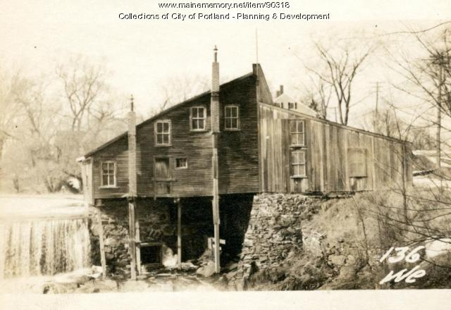 316-328 Westbrook Street, Portland, 1924