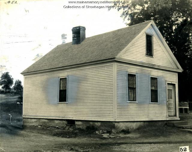 Skowhegan's First Bank Building