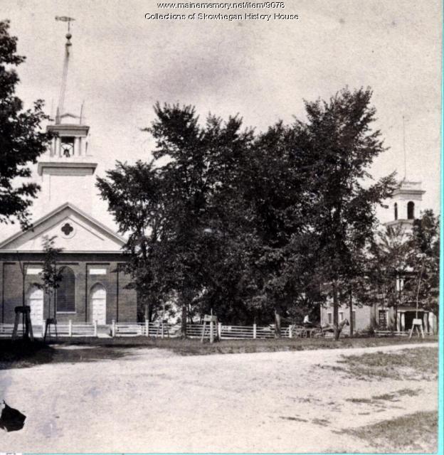 First Baptist Church, Skowhegan