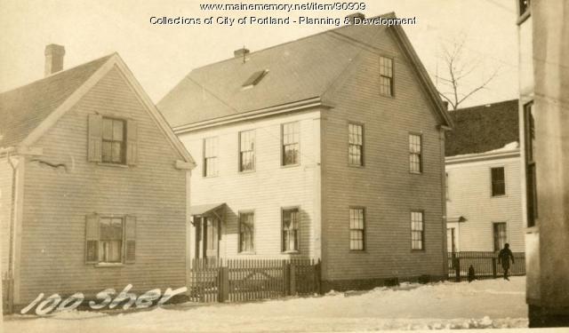 112 Sheridan Street, Portland, 1924