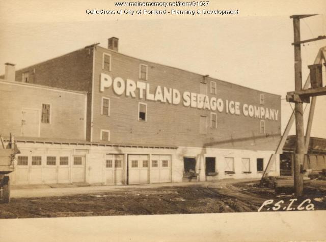 300-306 Merchants Wharf, Portland, 1924