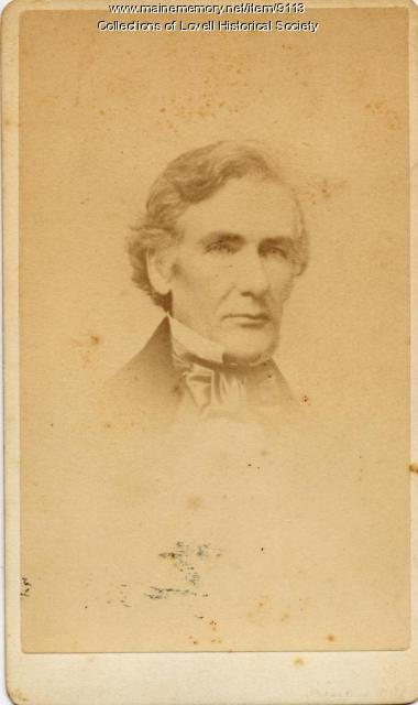 John Wood Jr., Lovell, ca. 1890