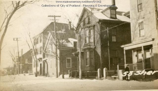 53 Sheridan Street from the 1924 Taax rolls