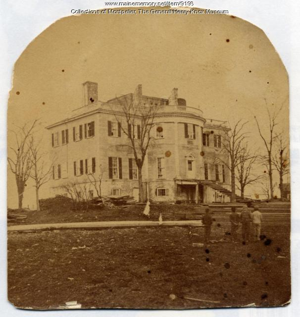 Montpelier, Thomaston, 1870