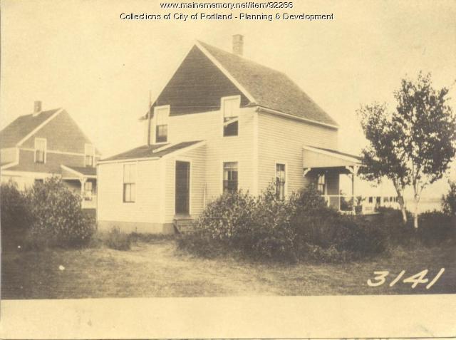 Richmond property, East End Avenue, Long Island, Portland, 1924