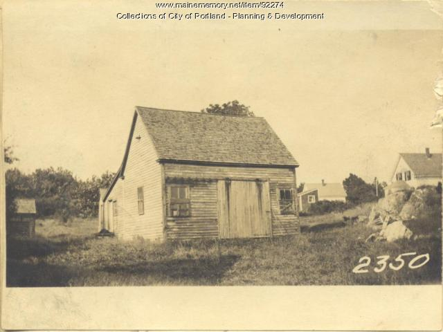 McVane property, Fern Avenue, Long Island, Portland, 1924