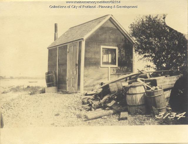 Woodbury property, Fern Avenue Harbor Grace, Long Island, Portland, 1924