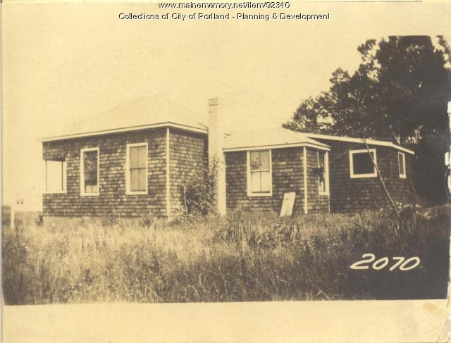 Chase property, S.W. Side Island Avenue, Long Island, Portland, 1924