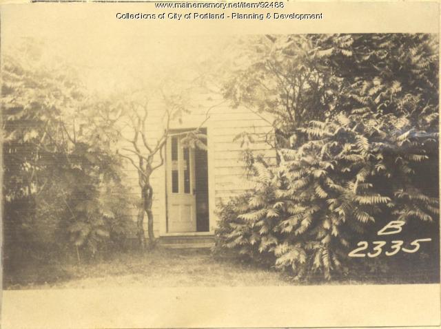 Richmond property, East End, Long Island, Portland, 1924