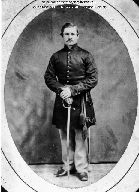 Luther Lawrence, ca. 1861