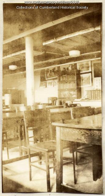 Agriculture Lab, Greely Institute, 1935