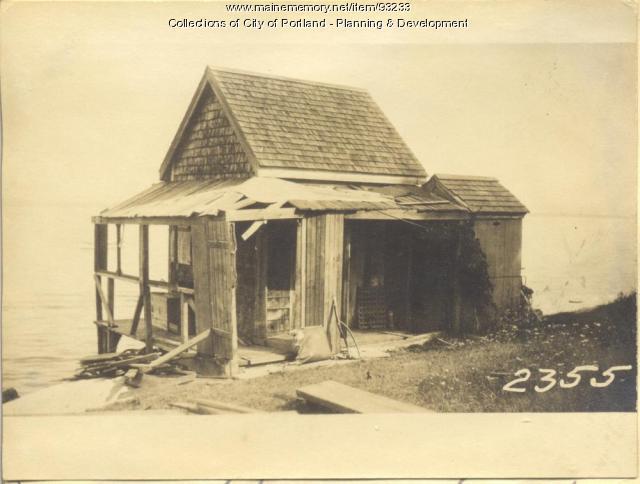 Gomez property, North Shore, Long Island, Portland, 1924