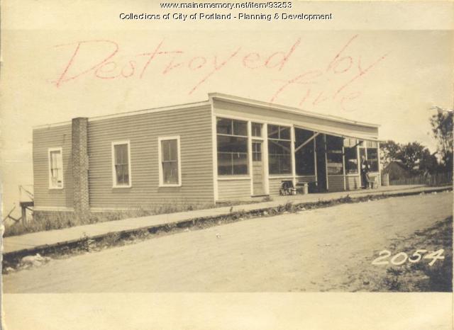 Forgione & Romano Co. property, N. Side Island Avenue, Long Island, Portland, 1924