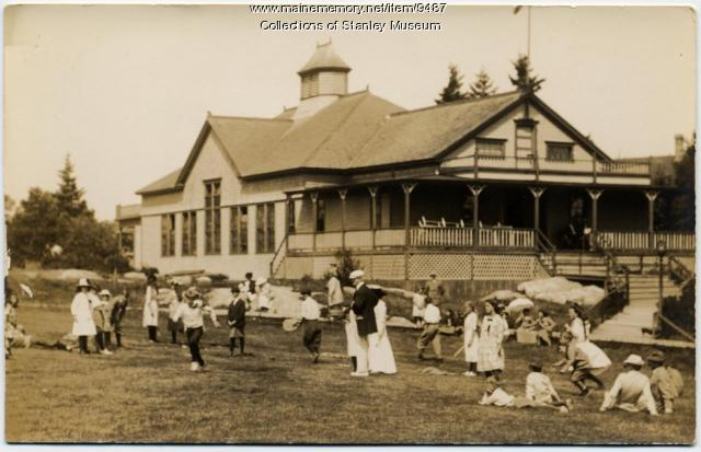 Field Day Races, Squirrel Island, ca. 1907