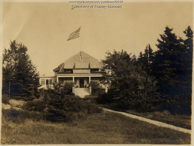 Sunny Haven, Squirrel Island, ca. 1914