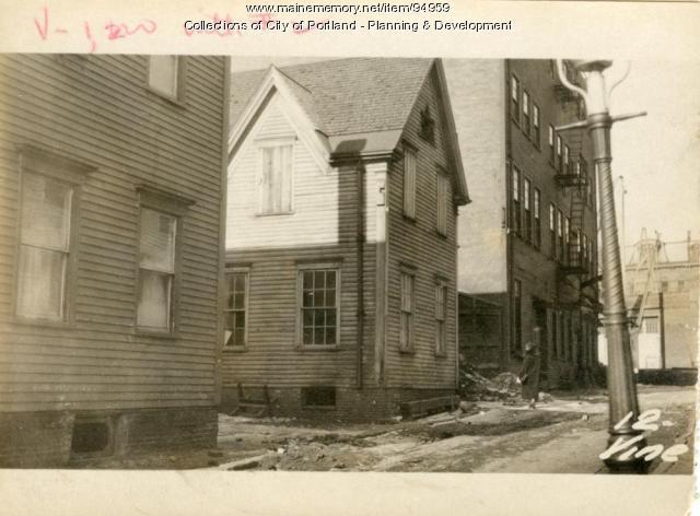 18 Vine Street, Portland, 1924