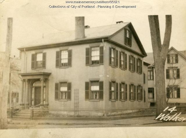 2-6 Walker Street, Portland, 1924