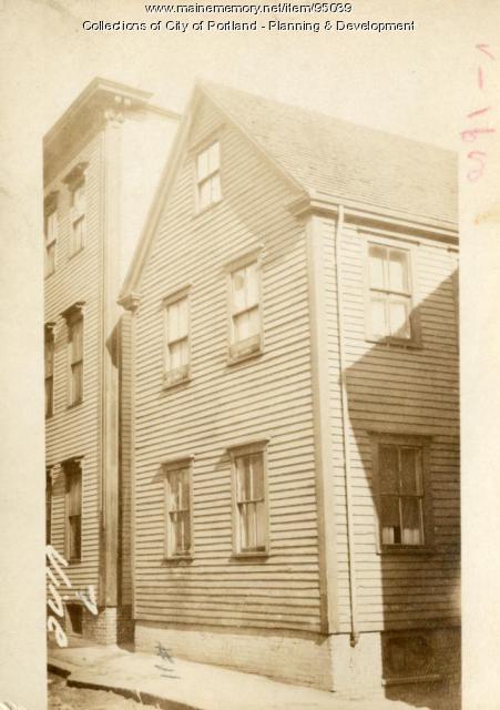 11 Vine Street, Portland, 1924